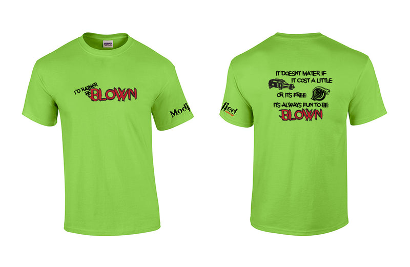 Fun to be Blown Shirt