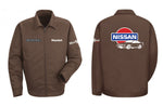 Nissan S12 MK1 Hatch Logo Mechanic's Jacket