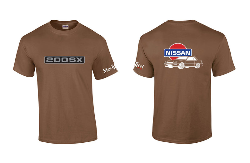 Nissan S12 MK1 Notch Logo Shirt