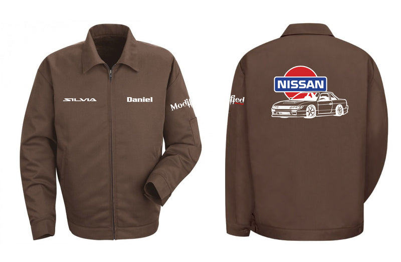 S13 Silvia Mechanic's Jacket