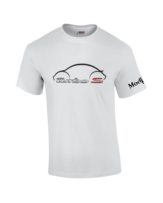 VW Beetle Turbo S Silhouette Shirt
