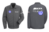 VW Bay Window Bus Mechanic's Jacket