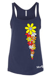 VW Daisy Ladies Tank Top