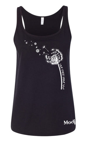 VW Dandelion Ladies Tank Top