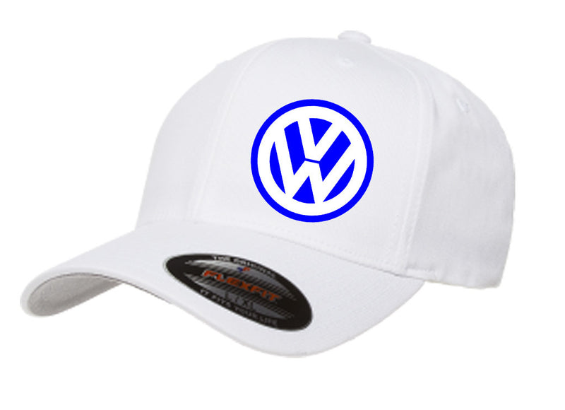 VW Logo Fitted Hat