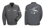 VW Karmann Ghia Mechanic's Jacket