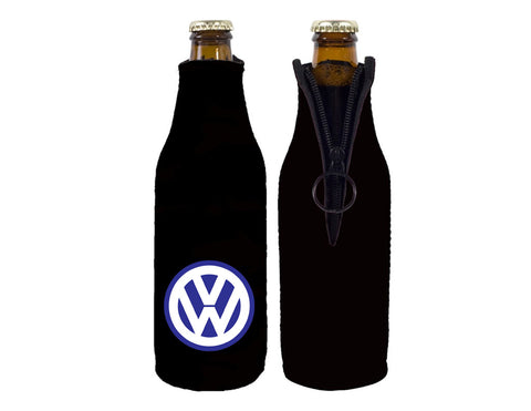 VW Logo Bottle Koozie
