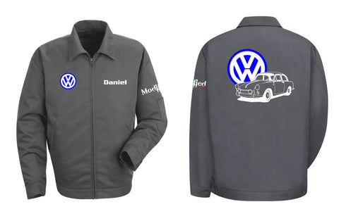 VW Notchback Mechanic's Jacket