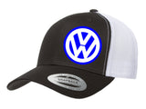 VW Logo Trucker Hat