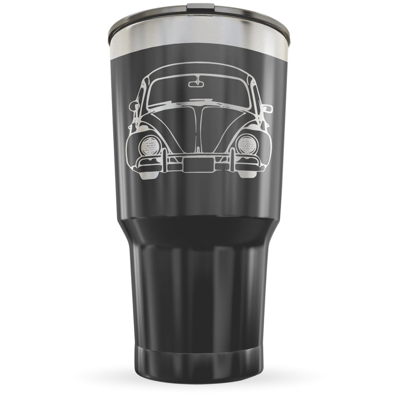 VW Bug Front Insulated Tumbler