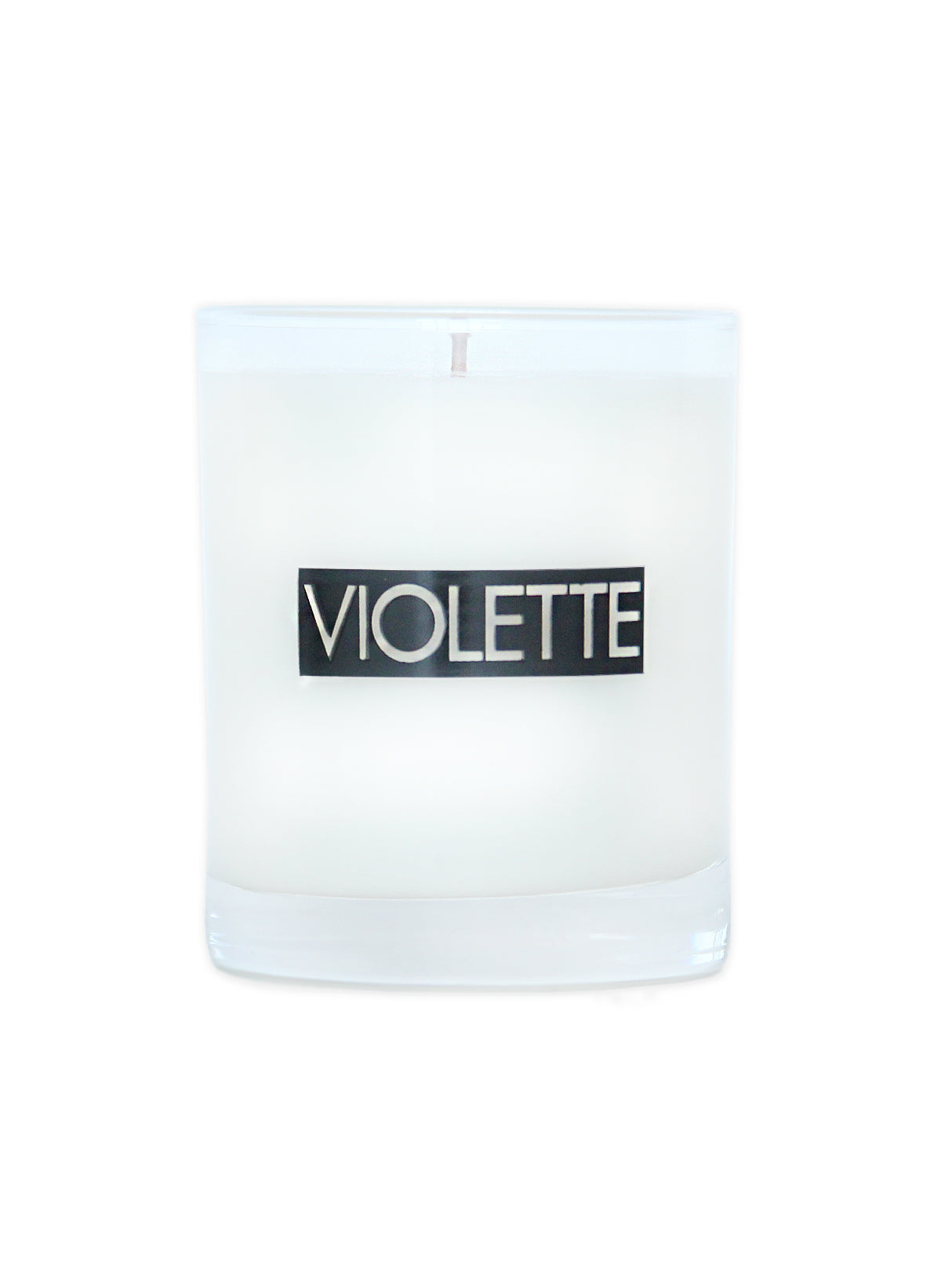 "Limited Edition ""French Violet"" Scented Candle"