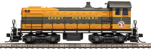 N Atlas Alco S2 Great Northern #1 DC