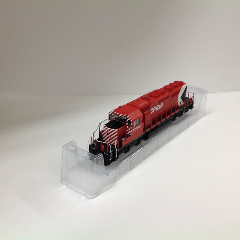 HO Bowser GMD SD40-2 CP Rail #5594 As Delivered