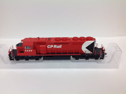 HO Bowser GMD SD40-2 CP Rail #5568 As Delivered
