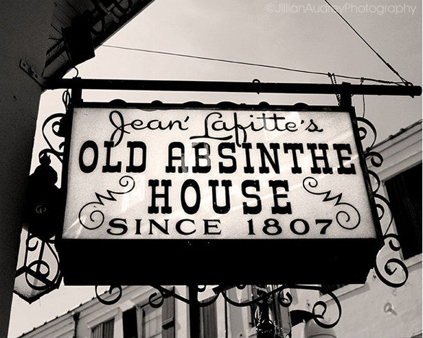 Absinthe House / Photography Print