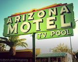 Arizona Motel / Photography Print