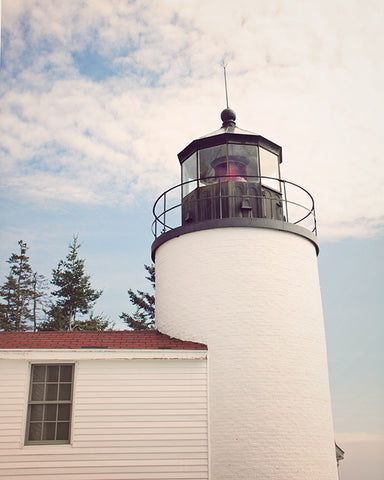 Bass Harbor Lighthouse / Photography Print