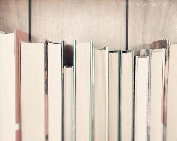 Book Collection / Photography Print