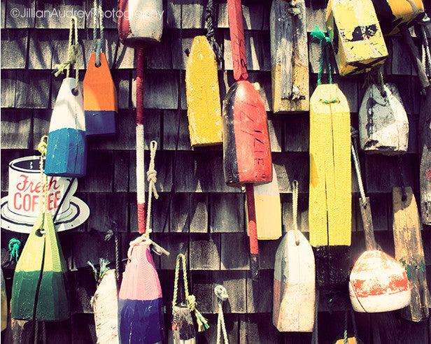 Buoys No. 2 / Photography Print