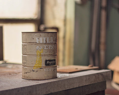 Canned / Photography Print