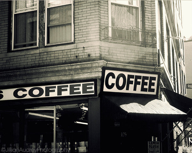Coffee / Photography Print