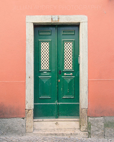 Lisbon Door 36 / Photography Print