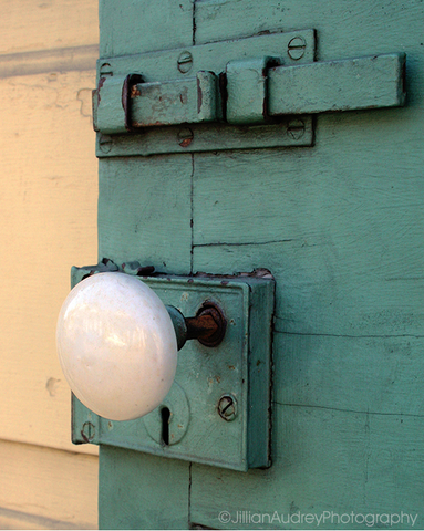 New Orleans Door Knob / Photography Print