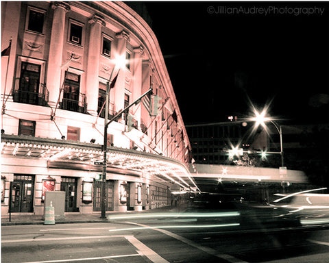 Eastman at Night / Photography Print
