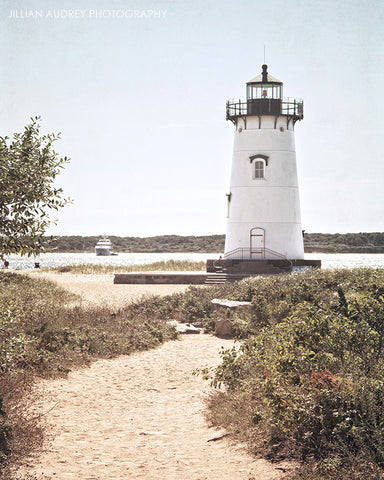 Edgartown Lighthouse / Photography Print