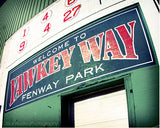 Fenway / Photography Print