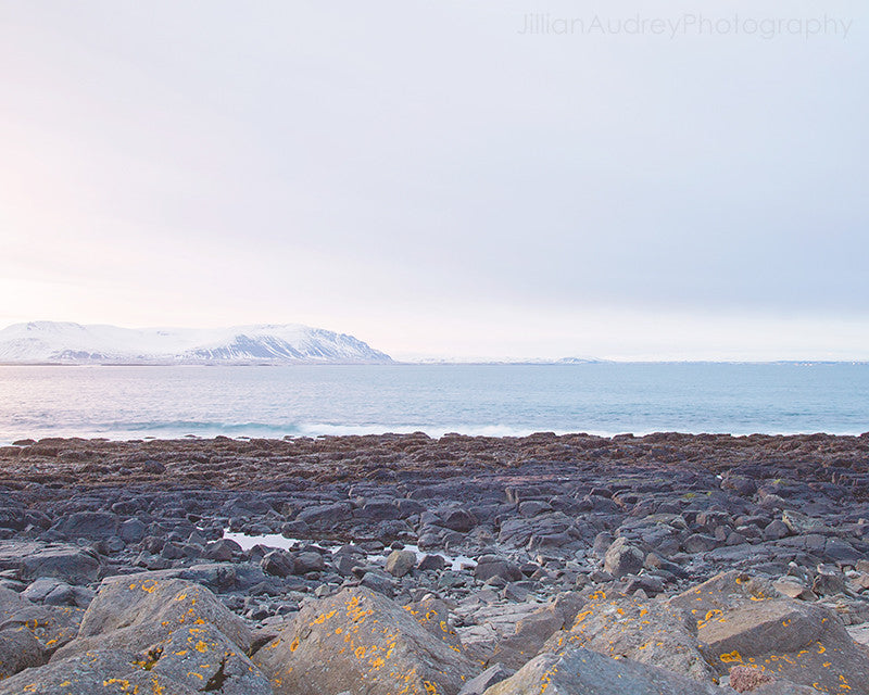 Iceland Sunrise / Photography Print