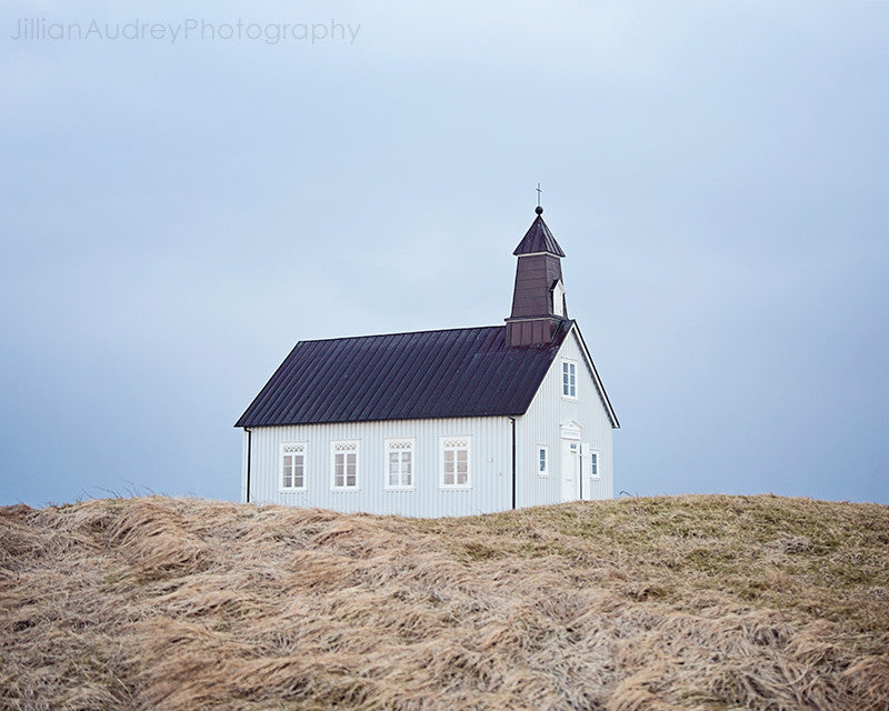 Little Church on the Water / Photography Print