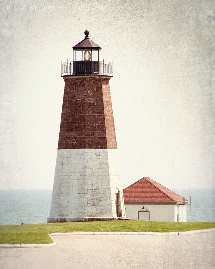 Point Judith Lighthouse / Photography Print