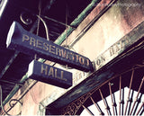Preservation Hall / Photography Print