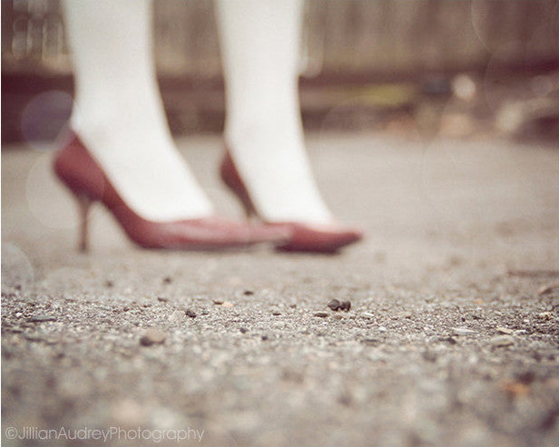 Red High Heels / Photography Print