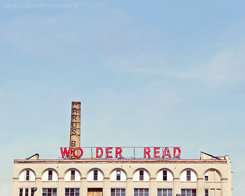 Wonder Bread / Photography Print