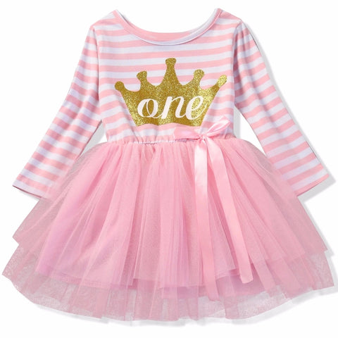 Birthday Crown Dress