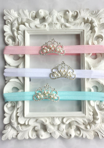 Newborn Princess Headband