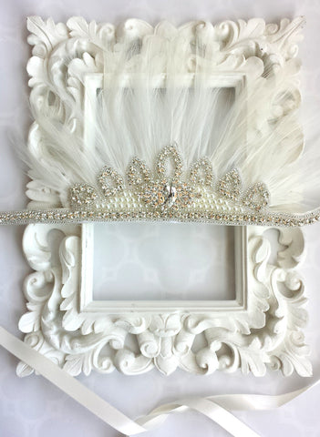 Fairy Princess Crown Headband