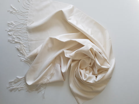 Turkish Silk Shawl Scarf
