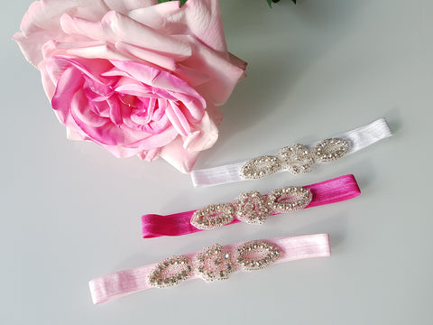 Dainty Princess Sparkle Headband