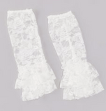 Lace leg warmers Girls 2-5