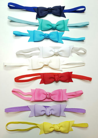 Alice bow headband