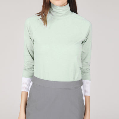 NLU Summit + Dagny Scout | Ladies Heathered Turtleneck