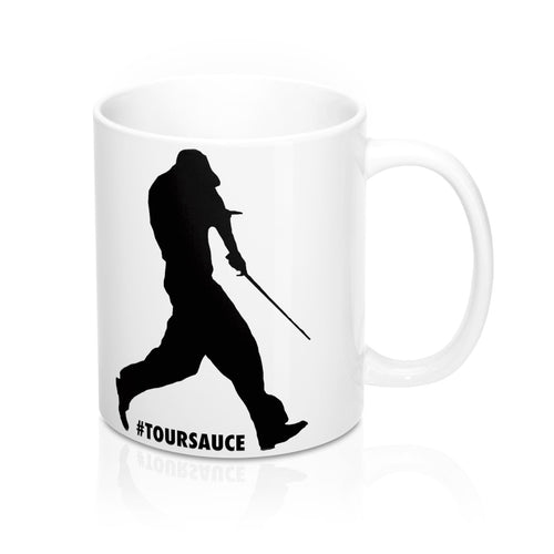 #TourSauce Walk it In - Coffee Mug