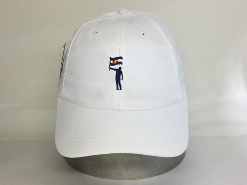 Ladies NLU Summit Performance Hat | White