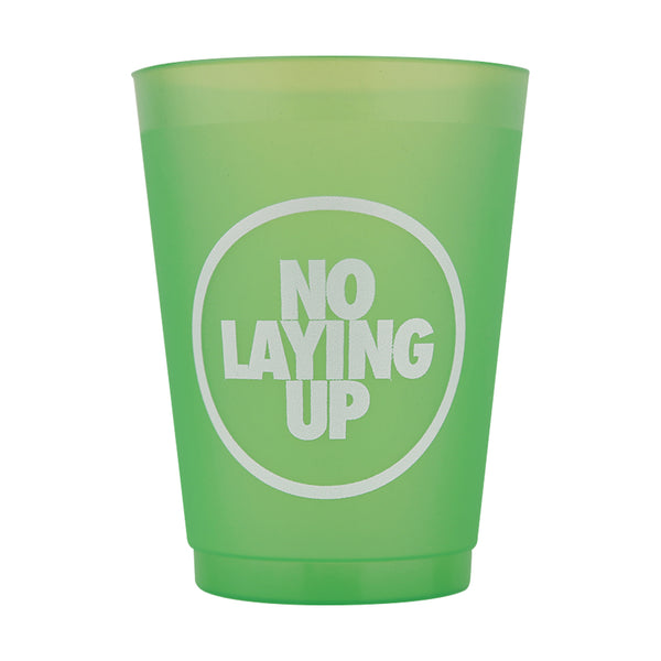 "Stadium Cups - ""Import"" Green (pack of 6)"