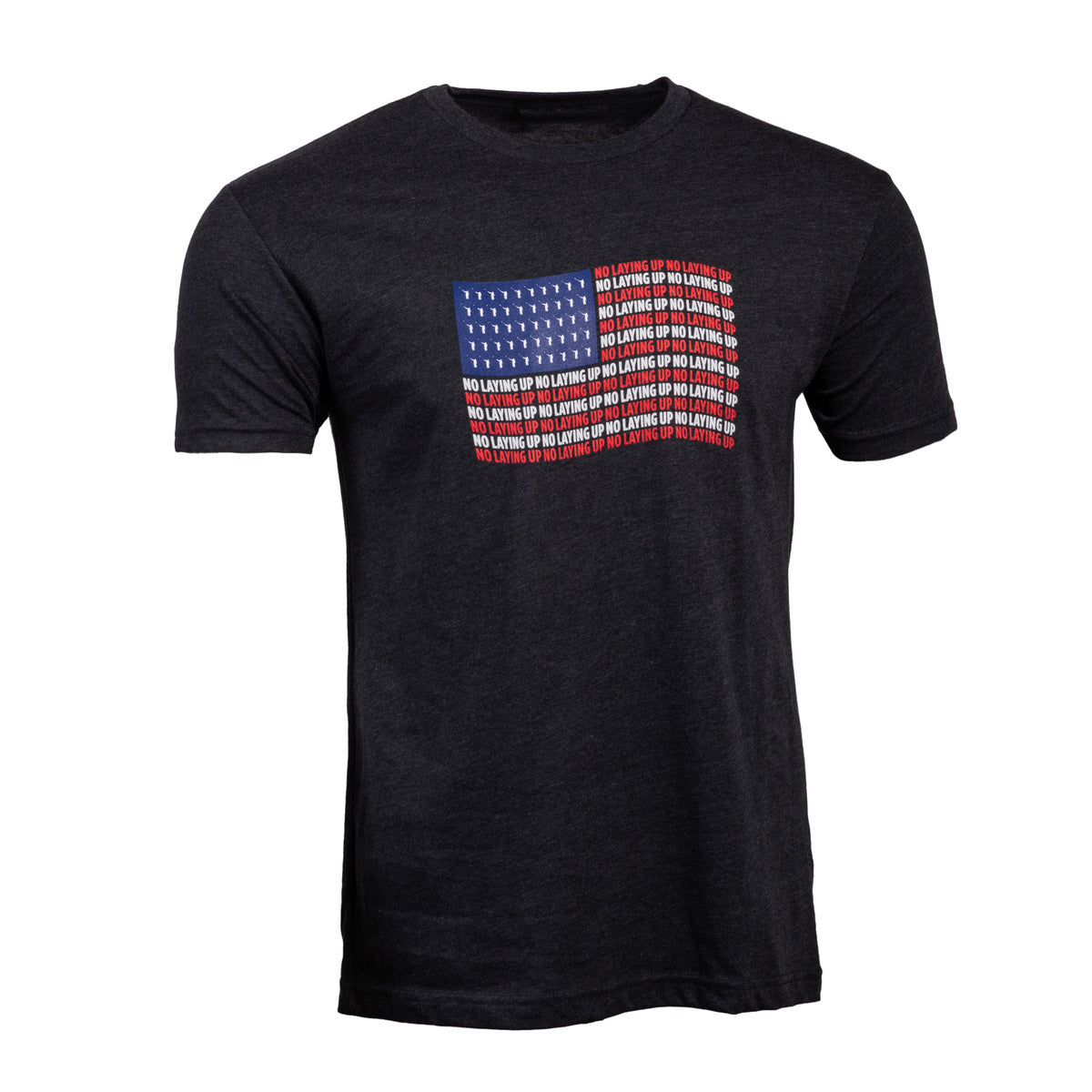All American NLU T-Shirt | Charcoal
