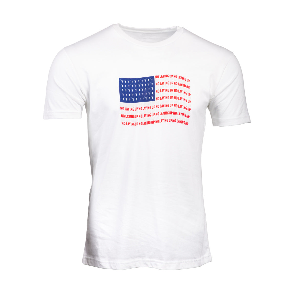 All American NLU T-Shirt | White