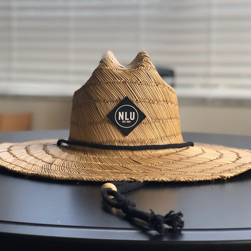 The No Laying Up Straw Sun Hat